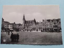Grote Markt - Anno 19?? ( Zie Foto Voor Details ) !! - Dendermonde