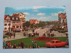 Kruispunt KONINGSWEG-LEOPOLDLAAN - Anno 19?? ( Zie Foto Voor Details ) !! - De Haan