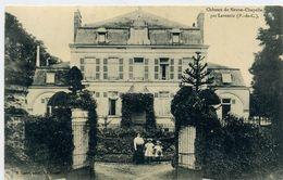 62 - LAVENTIE - Château De Neuve-Chapelle - Rare - Laventie