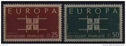 N° 1396 Et N° 1397 - X X - ( F 527 ) - - Ungebraucht
