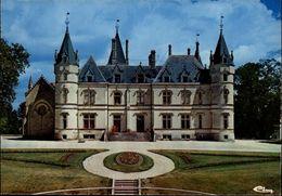 16 - TOUVERAC - Chateau - Autres Communes