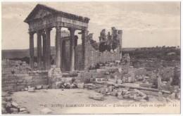 (Tunisie) 022, Ruines Romaines De Dougga, LL 6 - Tunisie