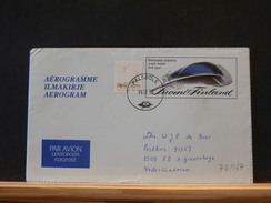 73/737  AEROGRAMME  FINLANDE - Finland