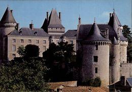 16 - VERTEUIL-SUR-CHARENTE - Chateau - - Autres Communes