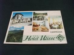 HOTEL ULISSE VIA AMADUCCI CARPEGNA PESARO VEDUTE - Hotels & Restaurants