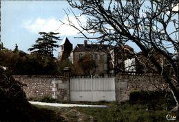 17 - BURIE - Chateau - - Autres Communes