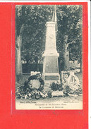 80 REVELLES  Cpa Monument Aux Morts     Edit Vasseur - France