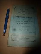 1958 Bulletin De L'Association Des ANCIENS ELEVES Du Collège De JEUNES FILLES Et Du Cours Complémentaire De NEUFCHATEAU - Vieux Papiers