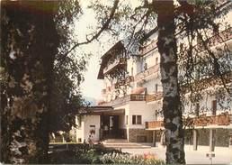 """CPSM FRANCE 74 """"Megève, Hotel Du Mont D'Arbois"""" - Megève"""