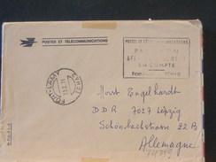 73/759     LETTRE TCHAD 1971 - Tsjaad (1960-...)