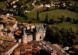 17 - JONZAC - Chateau - - Jonzac