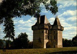 17 - MATHA - Chateau - - Matha