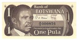 Botswana 1 Pula 1983 UNC  .C. - Botswana