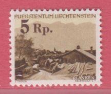 1949 ** (sans Charn., MNH, Postfrish)  Mi  267 Yv  241 ZUM  226 - Liechtenstein