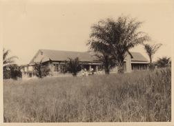 Photo Afrique Congo Kin Hopital Dispensaire 1923 Des Huileries Du Congo Belge Lever House Londres GENON - Africa