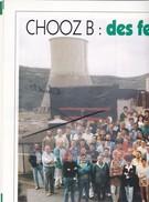 Documents Sur La Centrale De Chooz (08)Journal N° 44 Octobre 1995/ Deux Plaquettes / Au Coeur De L'action - Technical Plans