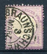 19275) DEUTSCHES REICH # 16 Gestempelt Aus 1872, 130.- € - Gebruikt