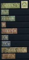BAYERN O,*, **, 1876-1920, Dublettenpartie Pfennige, überwiegend Mittlere Werte, Erhaltung Meist Feinst/Pracht, Besichti - Bavaria