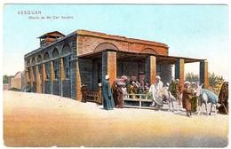 Assouan - Alexandria