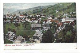 18151 - Gruss Aus Ebnat Toggenburg - SG St. Gall