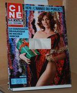 Ciné Revue 52 29/12/1977 Michèle Mercier, Gene Hackman, Farrah Fawcett, Vera-ellen, Maureen Kerwin Etc - Cine