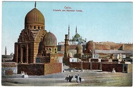Cairo 4 Postcards - Cairo