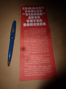 """1970 ? Plaquette Publicitaire éditée Par MOULINEX  (Comment Parler  """"VIANDE"""" Avec Son Boucher) - Publicités"""