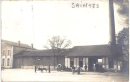 17 - SAINTES - CARTE PHOTO - Photographe ROLLAND, Saintes - Saintes