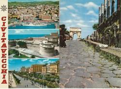 CIVITAVECCHIA - ROMA - Civitavecchia