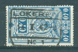 """BELGIE - TR 239 - Cachet  """"LOKEREN Nr 1"""" -  (ref. 16.732) - Chemins De Fer"""