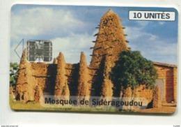 TK9255 Burkina Faso - Chip 10 Units - Burkina Faso