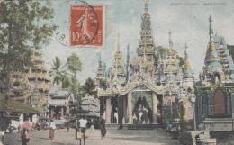 Myanmar Burma - Birmanie - Rangoon - Great Pagoda - Temple - Myanmar (Burma)