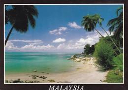 Postcard Malaysia Beach In Penang My Ref B22037 - Malaysia