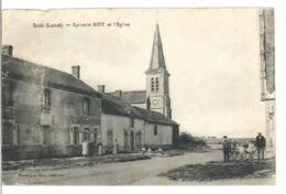 """SPUIS  """" épicerie Roy Et église """"  (45480) - Autres Communes"""
