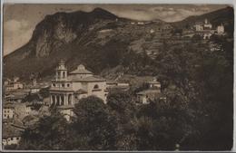 Mendrisio - S. Nicolao, Somazzo, Mte. Generoso, Salorino - Photo: A. Trüb - TI Tessin
