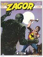 TUTTO ZAGOR  N.77    MOLOK! - Zagor Zenith