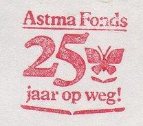 Meter Cut Netherlands 1985 Butterfly - Asthma Fund - Unclassified