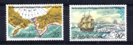Norfolk Island - 1978 - Captain Cook Bicentenary (6th Issue) - MNH - Ile Norfolk