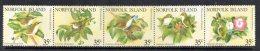 Norfolk Island - 1981 - White Chested White-Eye - MNH - Ile Norfolk