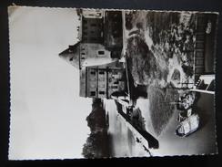 CPSM - (31) - RARE - VILLEMUR SUR TARN - LE VIEUX MOULIN - BATEAU - PHOTO VERITABLE - R8251 - France