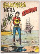 ZAGOR  N. 149   BANDIERA NERA  1973 - Zagor Zenith
