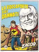 ZAGOR  N. 265    LA ROCCAFORTE DEI DANNATI - Zagor Zenith