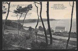 France - Saint - Efflam, Environs De Plestin Les Greves - Used To England 1923 - Plestin-les-Greves