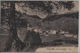 Mühlen Im Oberhalbstein - Sur - Photo: R. Zinggeler - GR Grisons
