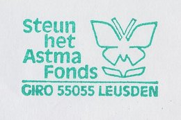 Meter Cover Netherlands 19987 Butterfly - Asthma Fund - Unclassified