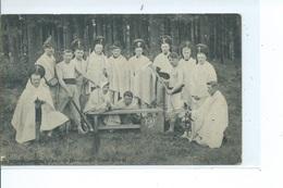 Leopoldsburg Beverloo Génie Kop Af - Leopoldsburg (Camp De Beverloo)