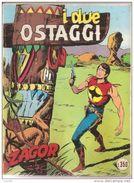 ZAGOR  N. 192   I DUE OSTAGGI - Zagor Zenith