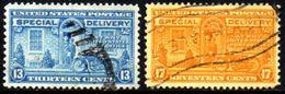 05171 Eua Expresso 14/15 Motocicleta Carteiro U (b) - United States