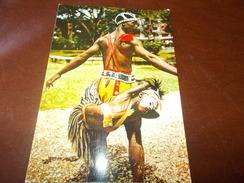 B671 Danzatori Africani Non Viaggiata - Cartoline