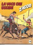 ZAGOR N.322 LA VOCE CHE UCCIDE - Zagor Zenith
